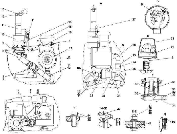 1-3-ustanovka-sistem-vozdukhoochistki-i-vypuska