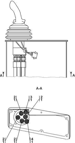 Пульт управления Четра Т 11