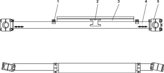 011101-93-290СП Тяга поперечная Четра Т 11