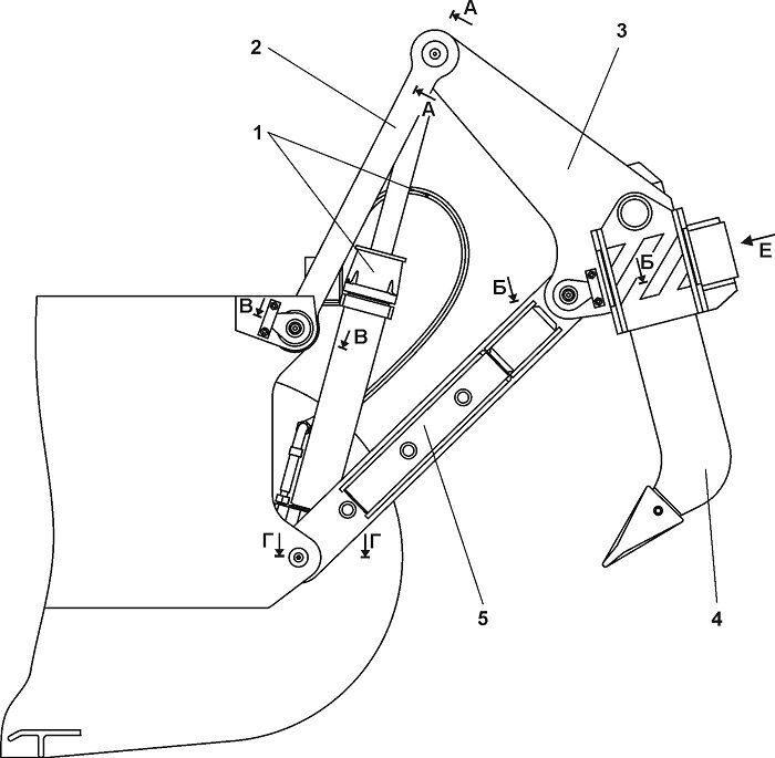 011101-97-2-02СП Оборудование рыхлительное Четра Т 11