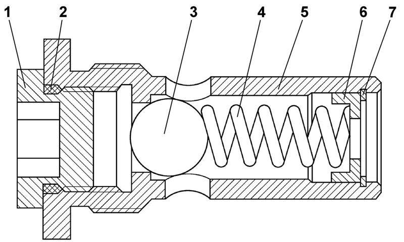 1101-16-112СП Клапан Четра Т 11