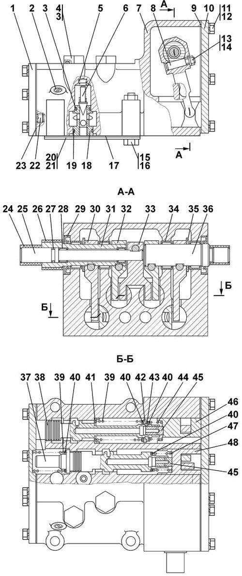 1501-15-41СП Блок управления Четра Т 11